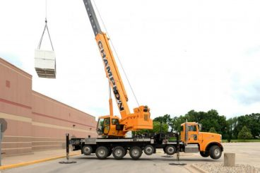 National Crane Boom Truck for Sale