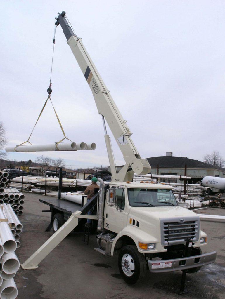 National NBT55L Boom Crane