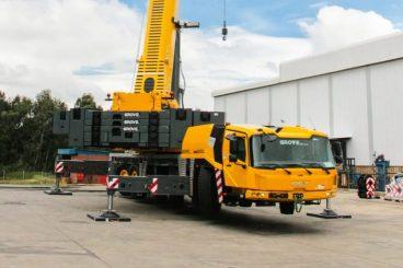 Grove GMK5250L All Terrain Cranes