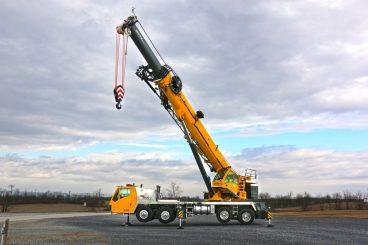 Grove TMS9000 Cranes