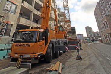 Grove GMK5150L Cranes