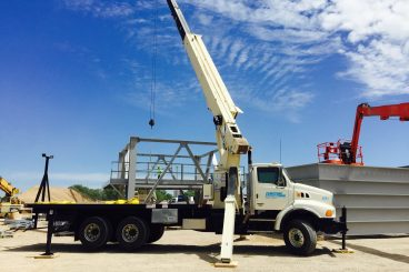 National Crane Boom Trucks