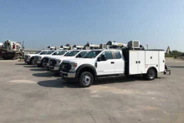 The Aspen Equipment team can help with your custom mechanic truck needs, from a single truck to a fleet