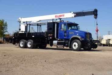 Digger Derrick and Boom Truck Products - Elliot