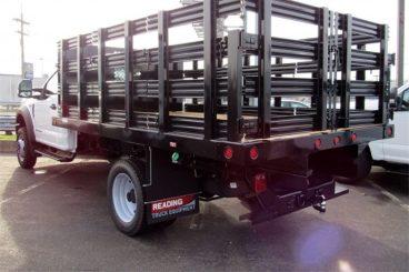 Reading Truck Body - Work Trucks
