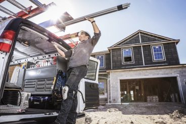 Adrian Steel - Van Shelving & Ladder Rackers