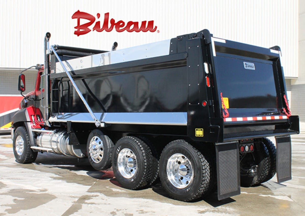 Dump Bodies - Bibeau - Dump Trucks for Sale