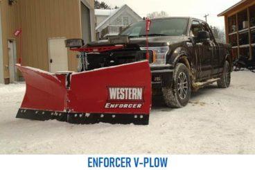 Western Enforcer Plow