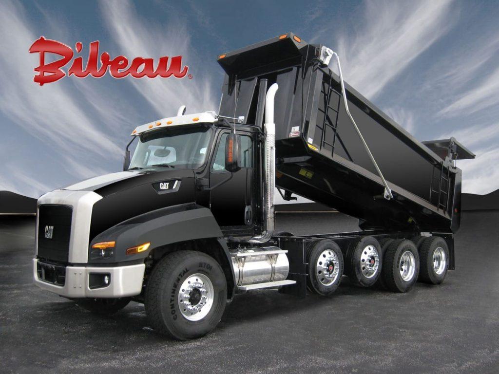 Dump Bodies - Bibeau - Dump Trucks for Sale