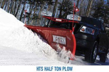 Western HTS Snow Plow