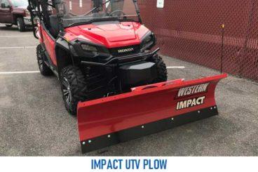 Western Impact Plow