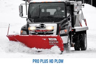 Western Pro Plus HD Plow