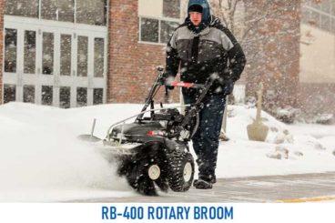 Western Rotary Broom