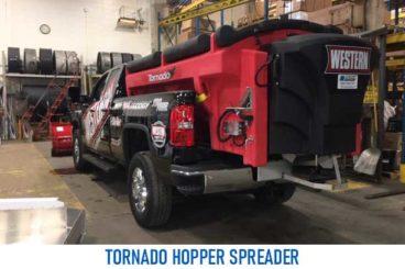 Western Tornado Spreader