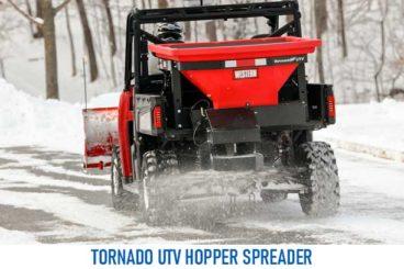 Western Tornado UTV Spreader