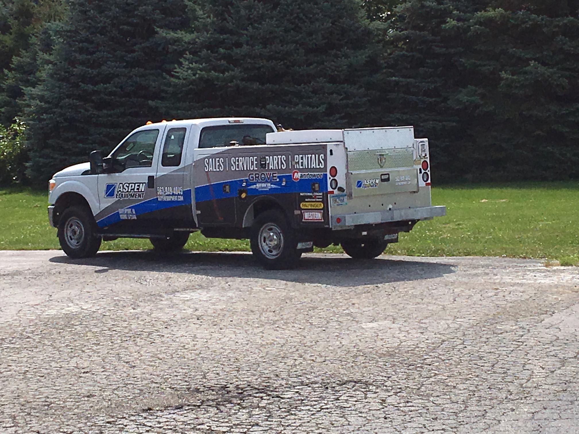 Aspen Field Service