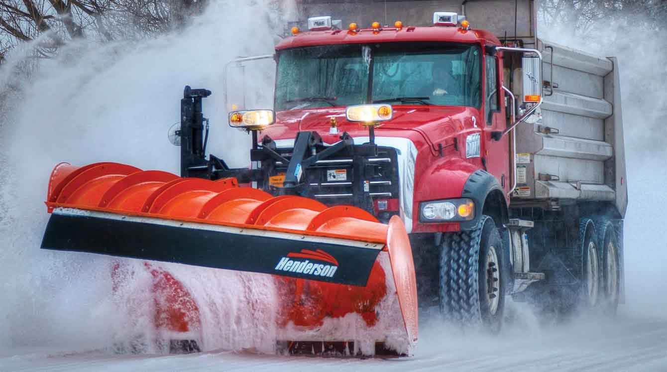 Henderson Snow and Ice Control Equipment