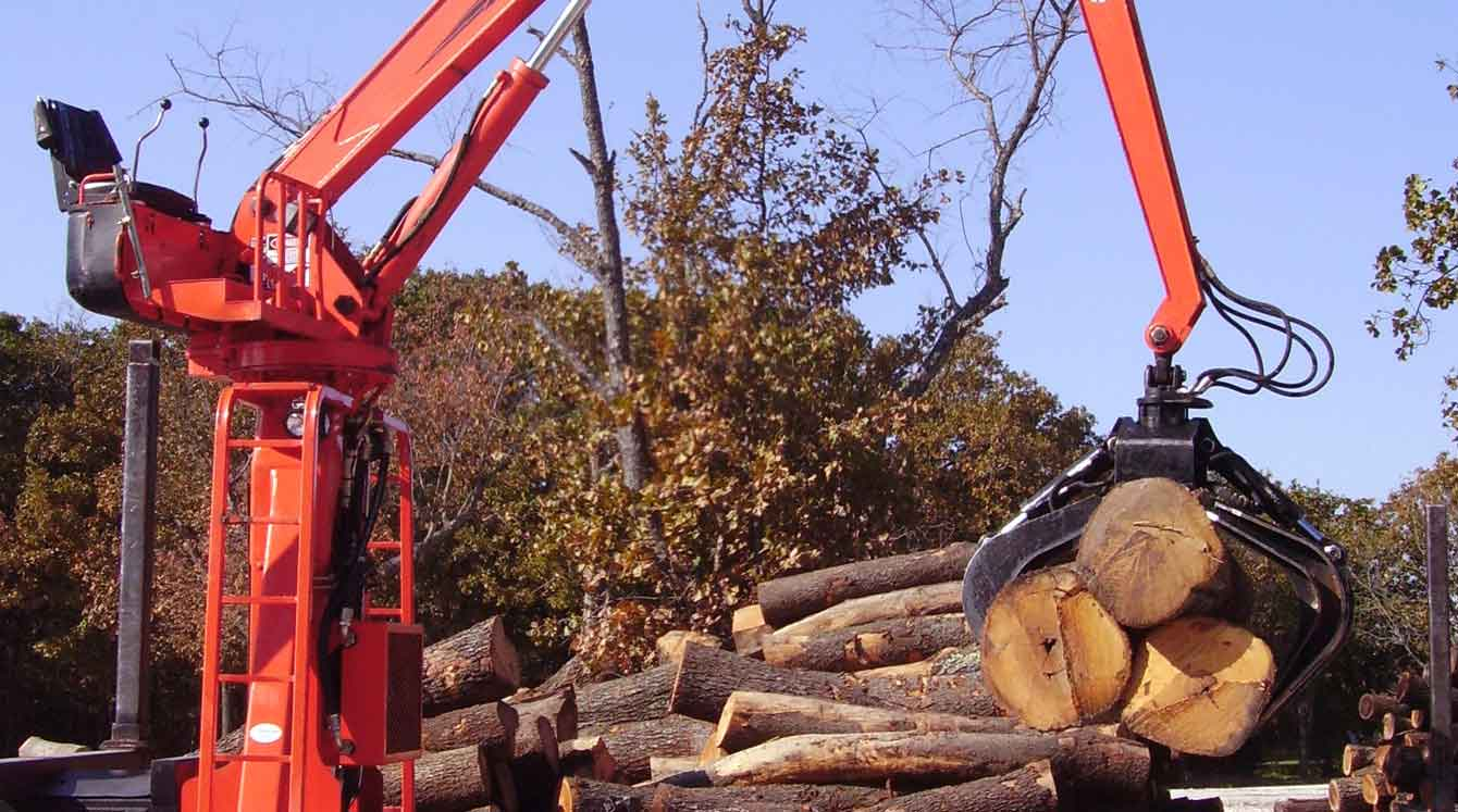 Arbortech Logging Equipment