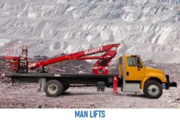 Mining Man Lifts