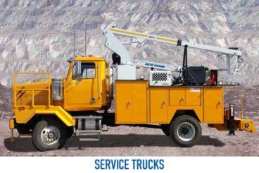 Mining Service Truck