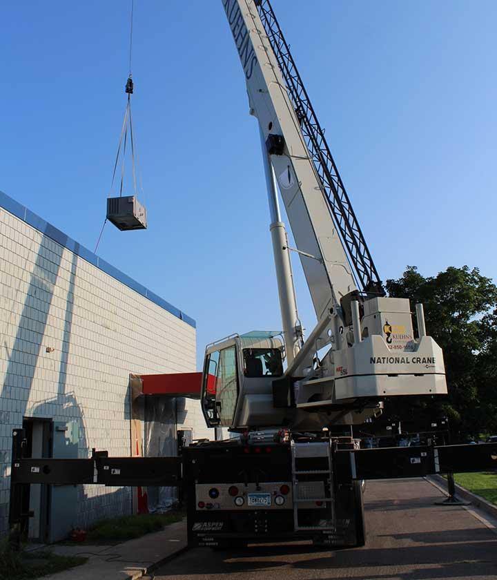 National Crane NBT55L Boom Truck
