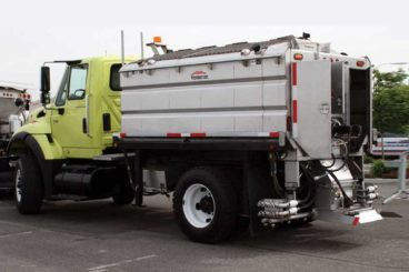 First Response Henderson brine system utilizes brine for anti-icing and pre-wet