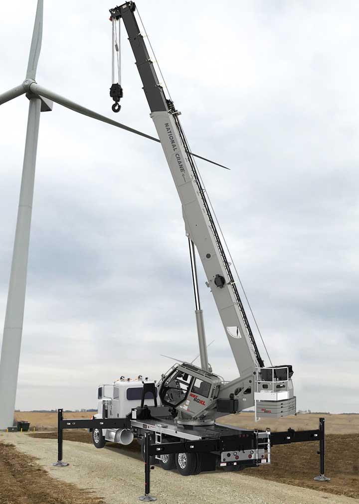 Aspen Equipment Adds Class Leading NBT60XL to Line-Up