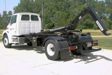 SL-240 12 ton SwapLoader hooklift body